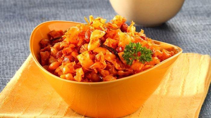 Yuk, Bikin Makan Siang Lebih Meriah dengan Balado Pangsit