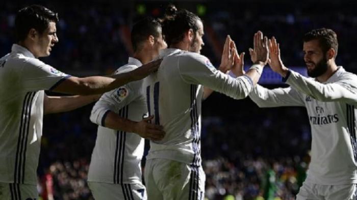Real Madrid Kokoh di Puncak Klasemen, Bale Bikin 2 Gol ke Gawang Leganes