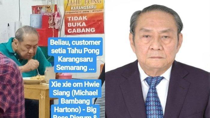 Kaya Sedikit Ngaku Sultan, Ini Orang Terkaya di Indonesia, Harta Rp522,2 T Makan di Warung Pinggiran