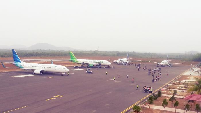 Februari 2017, Bandara HAS Hanandjoeddin Tanjungpandan Jadi Internasional?
