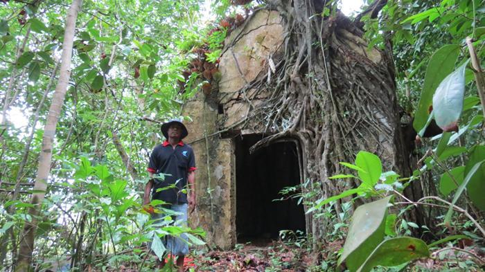 Menelisik Pulau Kalimuak, Objek Berselimutkan Misteri dan Mistis di Juru Seberang