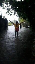 Kondisi Banjir Kampung Amau Belitung Sudah Normal, Ini Saran BPBD Selanjutnya