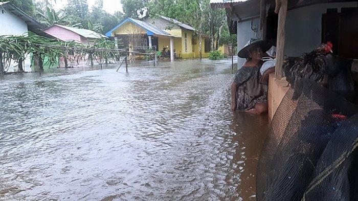 Cuaca Ekstrem, Kapolres Belitung Timur Imbau Masyarakat Waspada