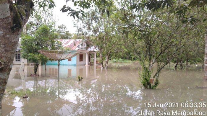 Ratusan Rumah Dilanda Banjir, Ini Datanya