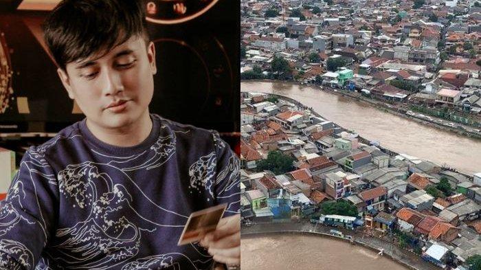 Ramalan Denny Darko Jadi Kenyataan, Banjir Lumpuhkan Jakarta di Awal Tahun Baru 2020