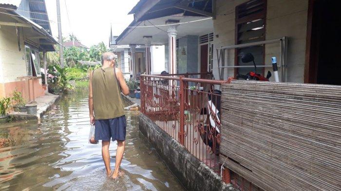 Cara Pemerintah Daerah Mengatasi Banjir Rob di Belitung
