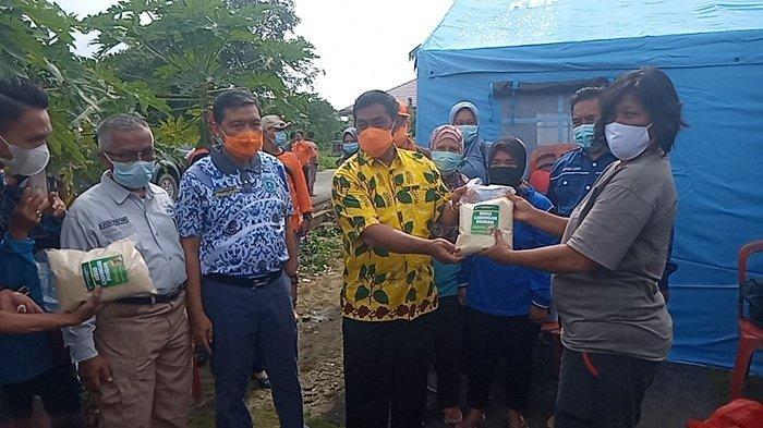 Sanem Surati Gubernur Erzaldi, Minta Ada Pengerukan Hilir Sungai Cerucuk untuk Tanggulangi Banjir