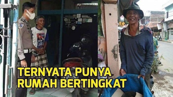 Viral Abah Tono Ngaku Berpenghasilan Rp 2 Ribu, Faktanya Terbongkar, Para Dermawan Mengeluh di-Prank