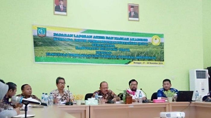 Dorong Kesejahteraan Masyarakat, Bupati Terpilih Belitung Timur Prioritaskan Pertanian