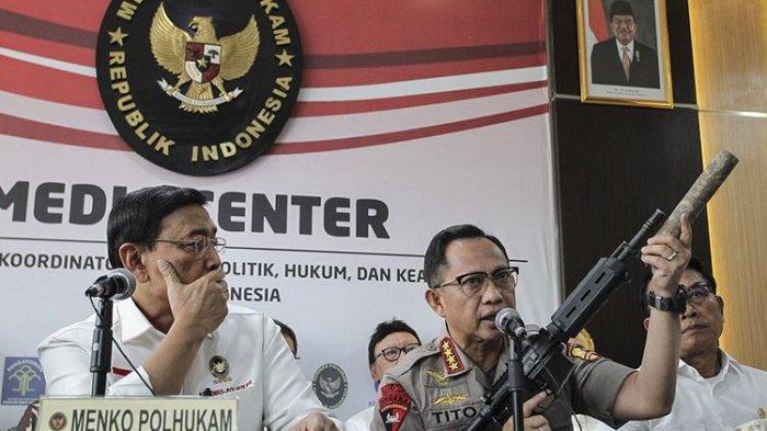Apa Penyebab Wiranto, Luhut, Budi Gunawan dan Gories Mere Jadi Target Pembunuhan?