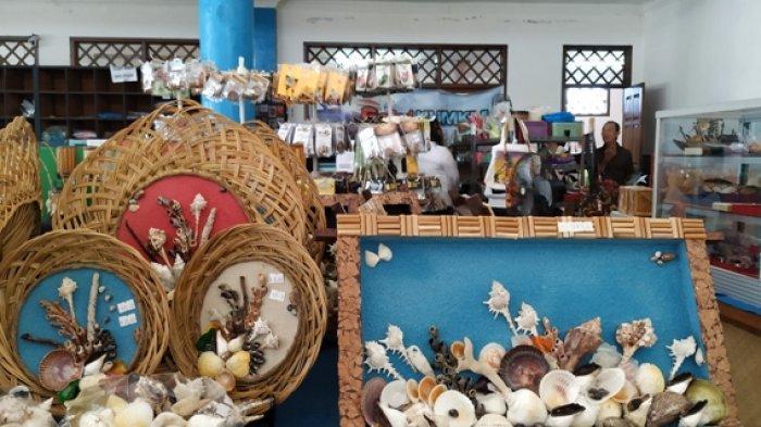 Didominasi Produk Makanan, Galeri KUMKM Belitung Ajak Masyarakat Berkreasi Buat Kerajinan