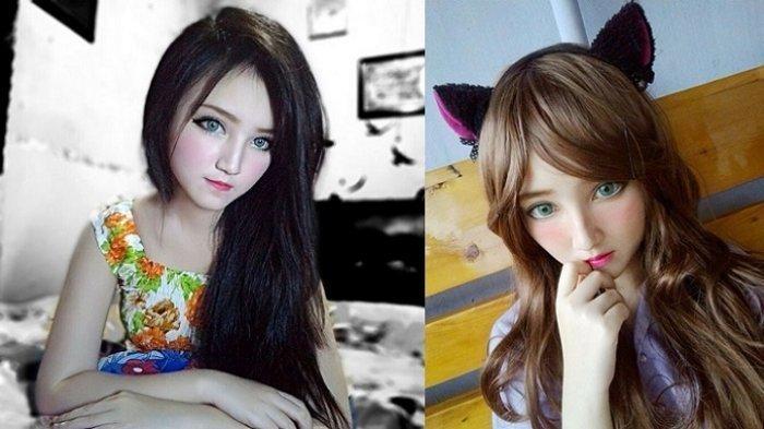 Di Indonesia Juga Ada Gadis Mirip Barbie, Fotonya Jadi Viral di Dunia Maya