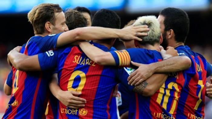 Ini Hasil Lengkap La Liga Spanyol