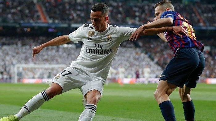LIVE STREAMING El Clasico Real Madrid vs Barcelona Dini Hari Nanti hingga Susunan Pemain