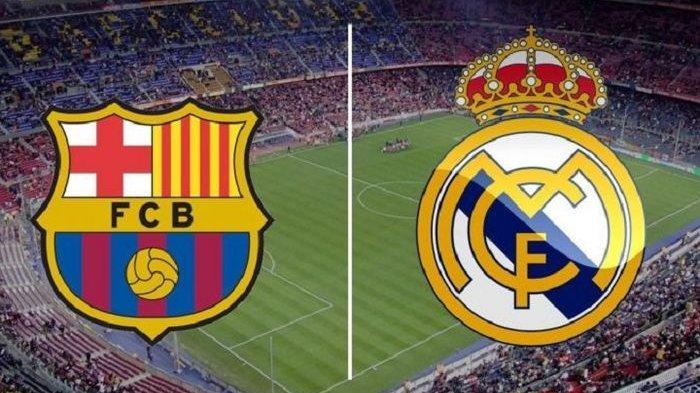 Jadwal El Clasico Barcelona vs Real Madrid dan 4 Pertandingan Lainnya Liga Spanyol