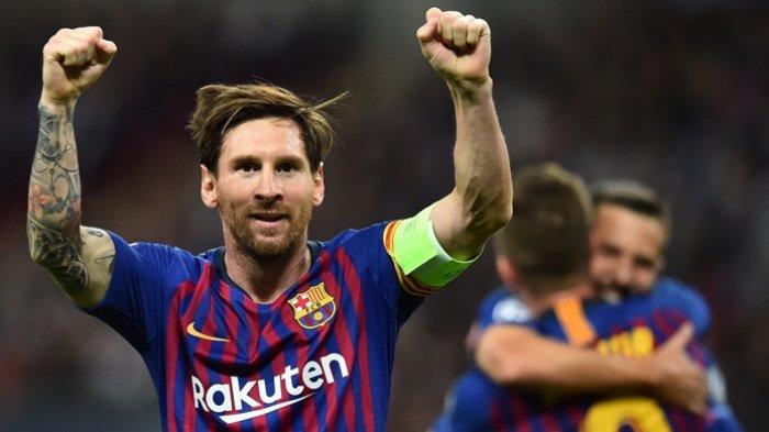 Lionel Messi Pemain Terbaik Dunia Ternyata Pernah Ditolak Napoli