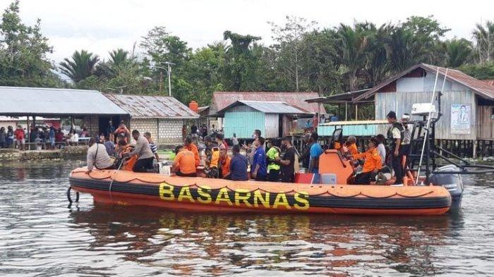 Pesawat Jatuh di Danau Sentani, Pilot Ditemukan Tewas di Kedalaman 13 Meter dan Masih di Kokpit