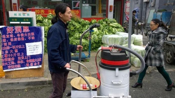 Pria Ini Ciptakan Batu Bata dari Debu Polusi