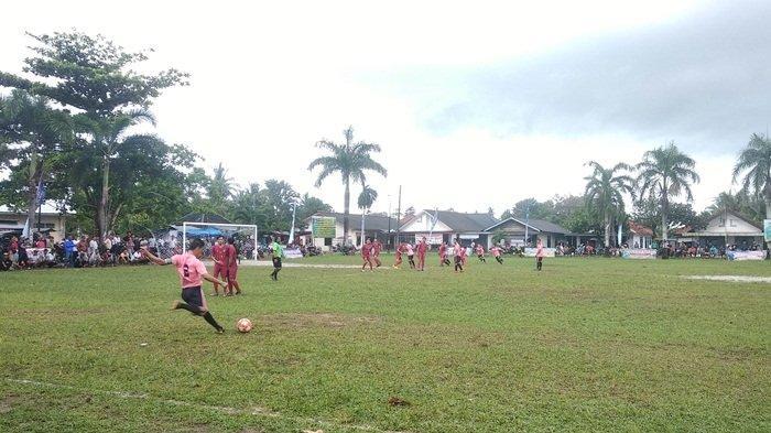 SBC Selindung Kalah Adu Penalti Lawan Baturusa FC di Ajang Erzaldi CUP 2020