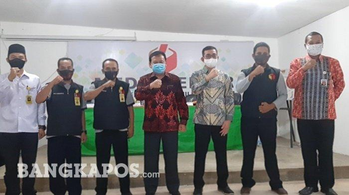 Ketua Bawaslu RI Kunker ke Belitung Timur, Begini Pesannya