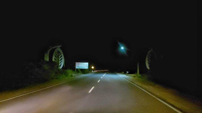 Lora Keluhkan Lampu Jalan di Belitung Timur, 20 Persen Lampu Jalan Kabupaten Mati
