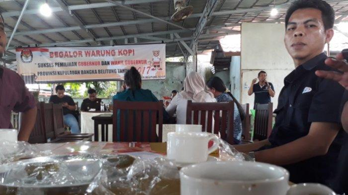 KPU Beltim Nyatakan Siap Sambangi Pemilih yang Terbaring Sakit di Rumah