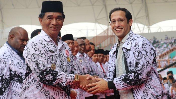 Bupati Belitung Timur Yuslih Ihza Raih Dwija Praja Nugraha