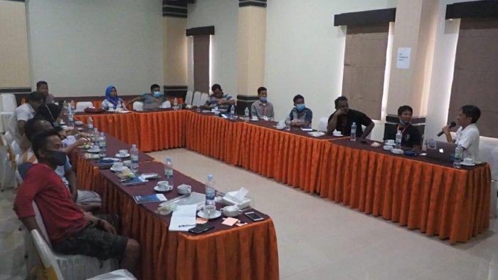 Majukan Wisata Daerah, Disbudpar Belitung Timur Gelar Pelatihan Tata Kelola Desa Wisata - belitung-0112.jpg