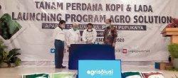 PT Pusri Palembang Luncurkan Program Agro Solution