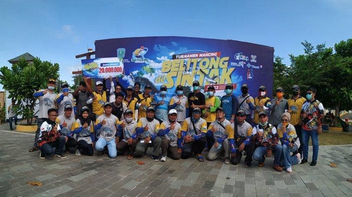 Dinas Perikanan Siapkan Lomba Mancing Nasional