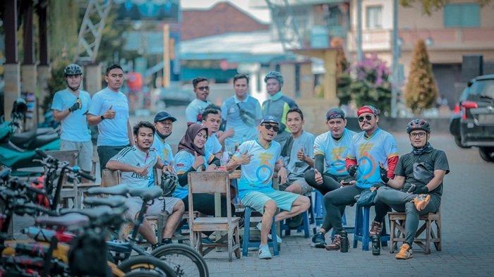 Gowes Bareng Belitung Folding Bike, Pernah Tempuh Jarak Ratusan Kilometer