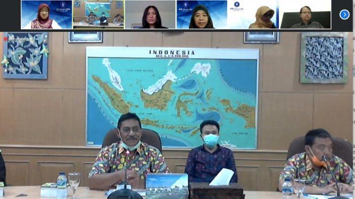 Belitung-Inggris Kerjasama Internasional Antisipasi Pandemi Masa Depan