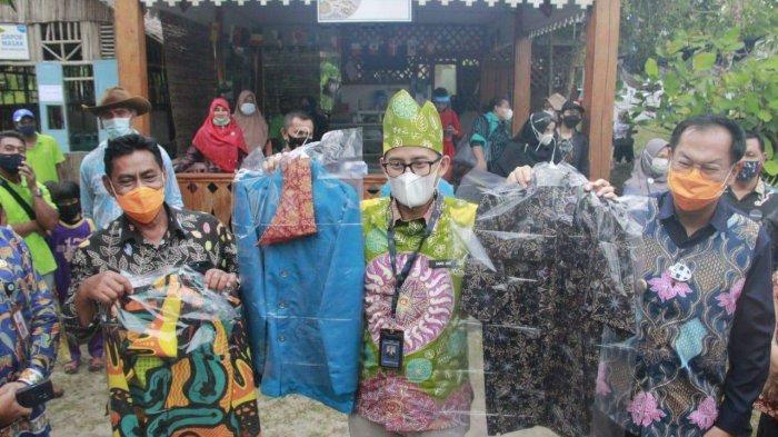 Bupati Sambut Hangat Kedatangan Menparekraf RI ke Belitung - belitungs-0602.jpg