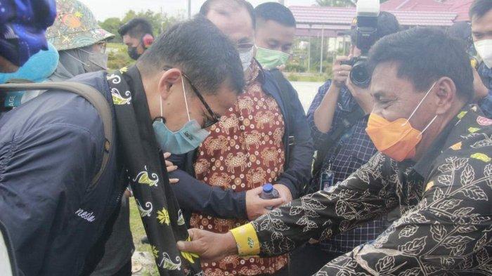 Bupati Sambut Hangat Kedatangan Menparekraf RI ke Belitung - belitungsss-06.jpg