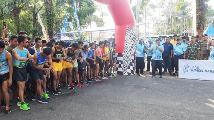 Lomba Lari Beltim 10 K, Diharapkan Jadi Ajang Promosi Wisata dan Bisa Melahirkan Komunitas Atletik
