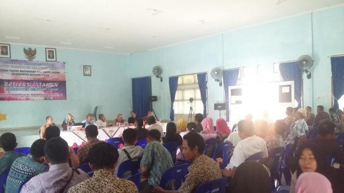 Dialog DPRD Beltim, Tapi Hanya Dua Anggota Dewan yang Hadir