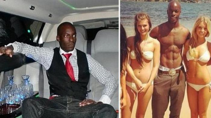Model Ini Ternyata Anggota Gangster yang Sudah Lama Jadi Buronan Polisi