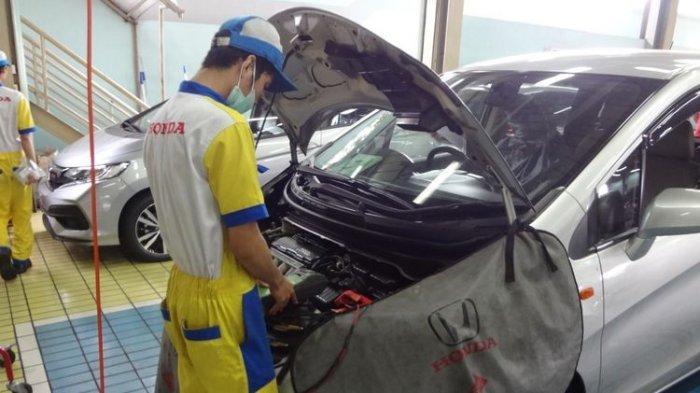 Honda Fokus ke Penjualan Daring di Tengah PSBB DKI Jakarta