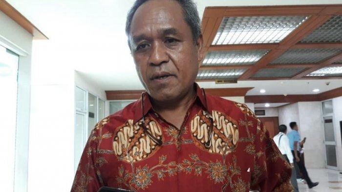 Sosok Benny Harman Mantan Wartawan si Macan Parlemen Ngamuk, Walkout Tak Setuju UU Cipta Kerja