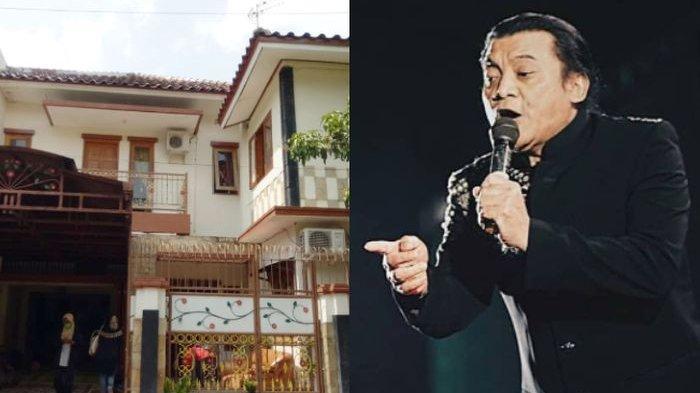 Intip Rumah Didi Kempot yang Berada di Solo Ternyata Berada Tak Jauh dari Kediaman Presiden Jokowi