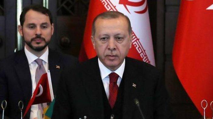 Usulan Tak Ditanggapi Erdogan, Putra Mahkota Turki Mengundurkan Diri, Diumumkan Via Instagram