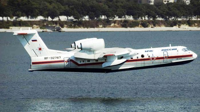 TNI AU Kepincut Pesawat Be-200 Altair