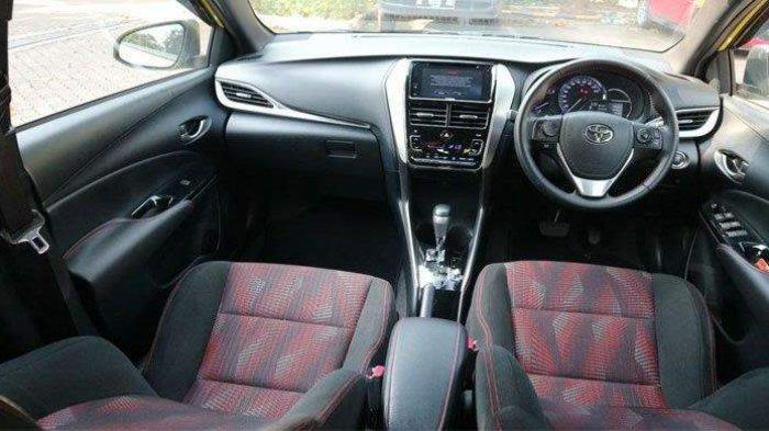 Tombol Membuka Bagasi Toyota New Yaris Nyaman dan Sangat Mudah