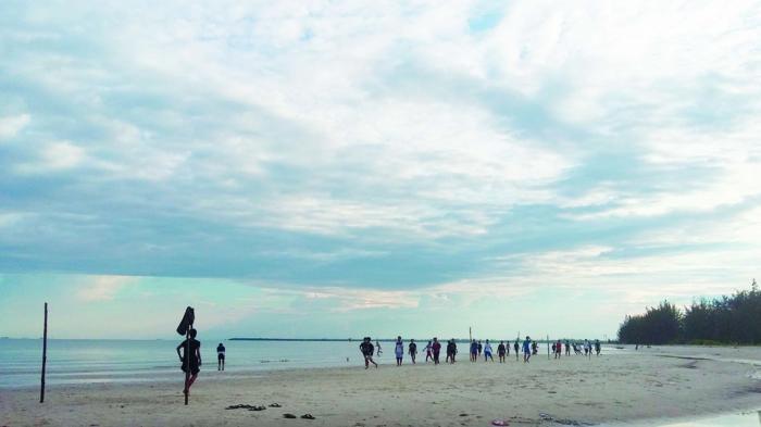 Belitung Timur Pusatkan Perayaan Tahun Baru 2017 di Pantai Nyiur Melambai, Ini Acaranya