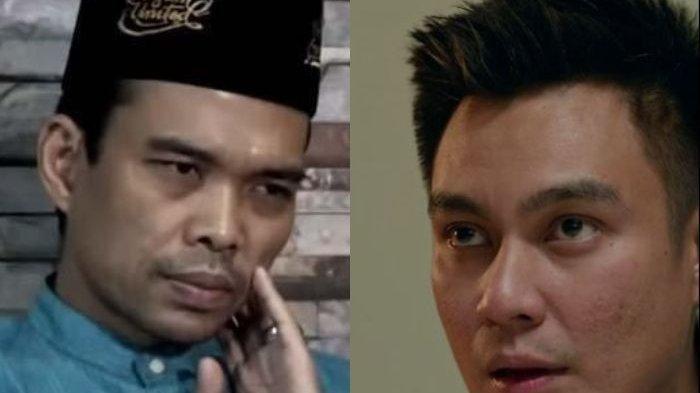 Baim Wong Tersentil dengar Ceramah Ustadz Somad Soal Konten Sedekah: Apakah Sudah Benar Atau Belum