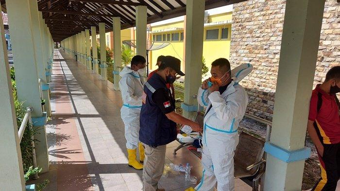 Sudah Seminggu Sesak Napas, Nenek Asal Renggiang Belitung Timur Positif Covid-19 Lalu Meninggal