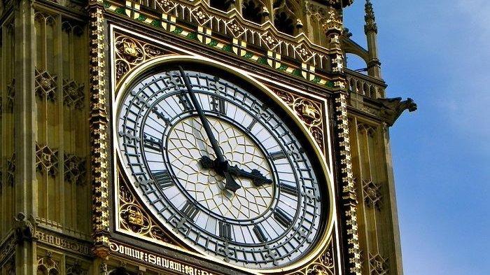 Inilah Sejumlah Fakta Unik jam Big Ben yang Jadi Bangunan Ikonik di London