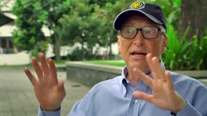 Begini Cara Bill Gates Pendiri Microsoft Belanjakan Kekayaan