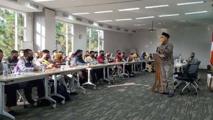Bekali SDM Panwascam, Bawaslu Belitung Timur Gelar Bimtek