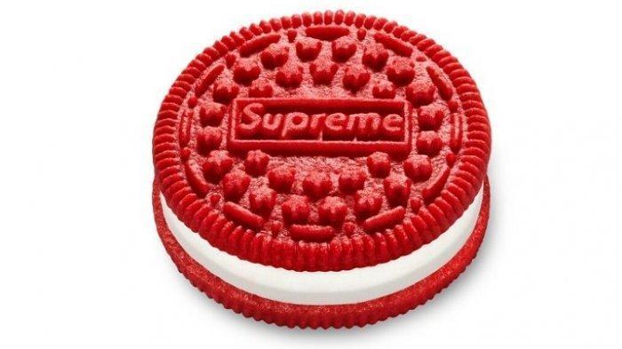 Wow! Satu Kemasan Biskuit Supreme x Oreo Sudah Ditawar Rp 6,9 Juta Padahal Belum Dirilis. Berminat?